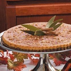 Pumpkin Cheesecake Dessert