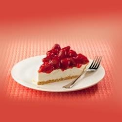 Strawberry Cream Cheese Passion Pie Recipe - Quick to prepare and even quicker to disappear, this strawberry-covered cream cheese pie will be a new family favorite.