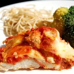 Simple Chicken Parmigiana