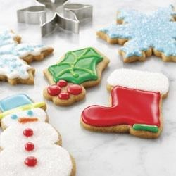 McCormick® Spiced Holiday Sugar Cookies