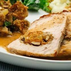 Pork Chops and Arrowhead Mills Organic Savory Herb ...