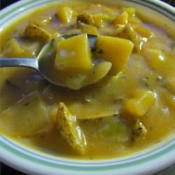 Cathy's Creamy Potato Soup