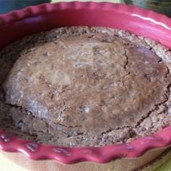 Hot fudge pie