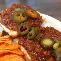My Favorite Sloppy Joes Recipe - Pantry ingredients come to the rescue when you want to fix a quick meal of sloppy joes that the kids will love. Serve the thick, smoky filling on buns.