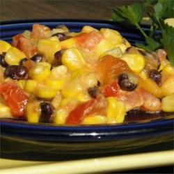 Mexican Corn Casserole