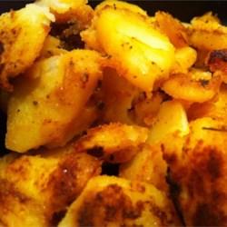 Dad's Potato Home Fries