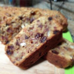 White Fruit Cake Recipe - My mother has been making this fruit cake at Christmas time for as long as I can remember.  My whole family loves it.  I know there are a lot of people out there that have issues with fruit cake, but this recipe has converted even the most reluctant.