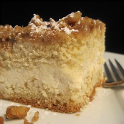 Polish Cream Cheese Coffee Cake