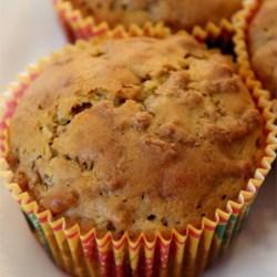 Six Week Bran Muffins