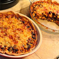 Double Crust Bean Pie