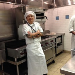 Culinary Arts @ Laney College 2012