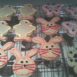 cute Easter cookies!