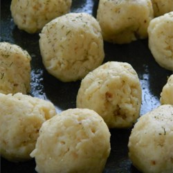 Best Matzah Balls Recipe - Using club soda in your matzo balls will give them that light, soft texture without mushiness.
