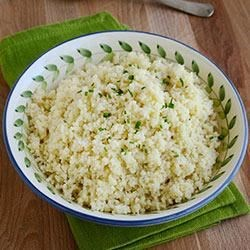 Wine and Rosemary Couscous
