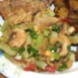 Mushroom Salad II