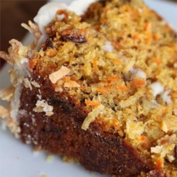 Best of the Best Carrot Cake
