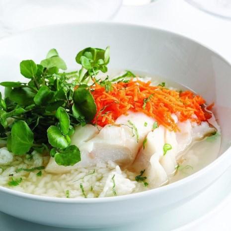 Fragrant Fish Soup