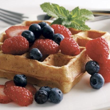 EatingWell Waffles