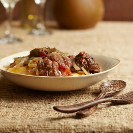 Fennel & Pork Stew