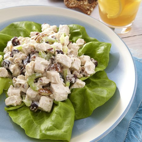 Chicken Salad with Pecans & Dried Cherries