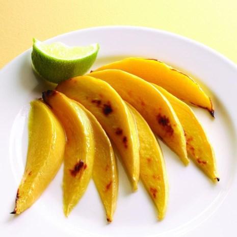 Broiled Mango