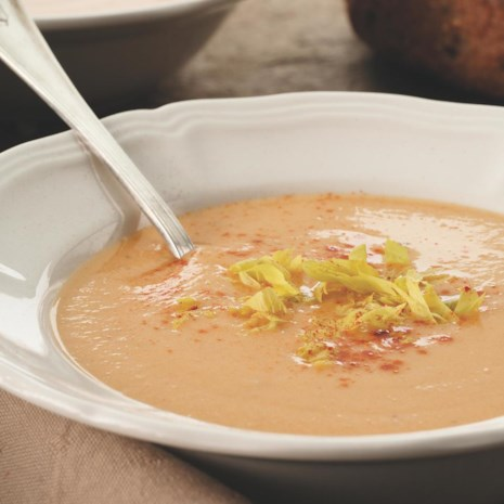 Hungarian Apple Soup