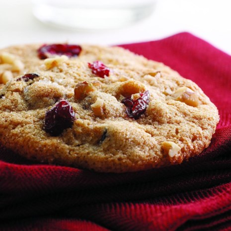 Cranberry-Orange-Nut Cookies