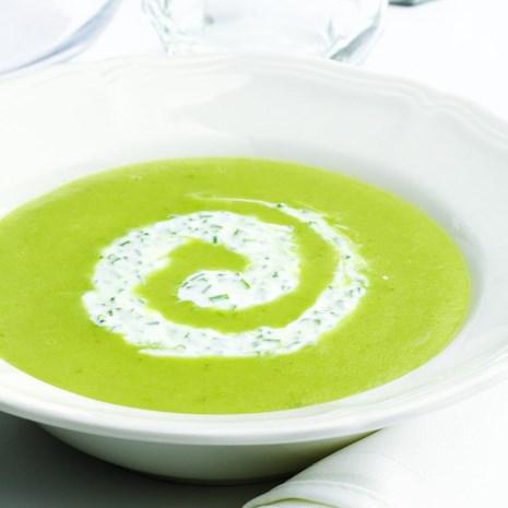 Garden-Fresh Asparagus Soup
