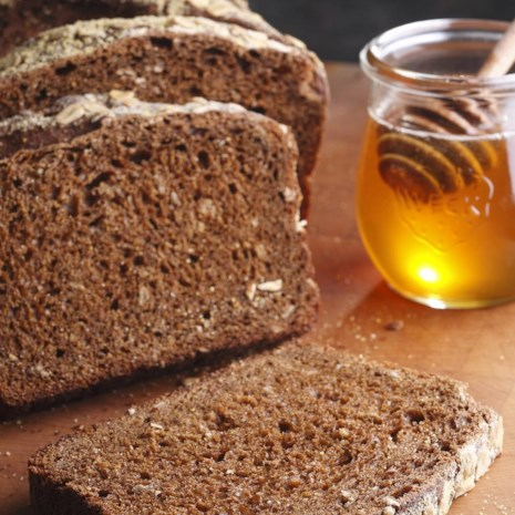 Multigrain Molasses Bread