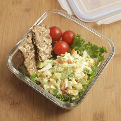 Veggie Egg Salad