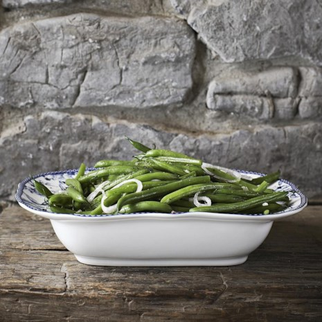Sweet & Sour Green Beans