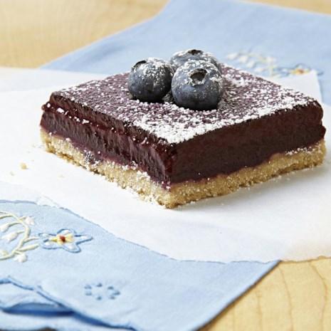 Blueberry Squares