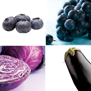 Healthy Hearts Challenge Tip 1: Eat These 6 Purple Foods to Help Your Blood Pressure