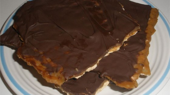 Chocolate Covered Matzo