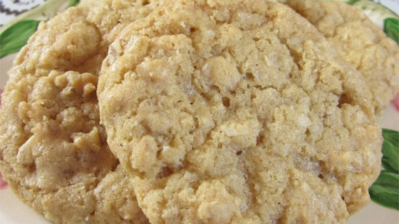 Grandmother's Oatmeal Coconut Cookies