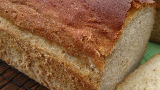 Milk and Honey Loaf