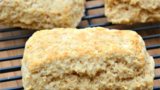 Eggless Whole Wheat Biscuits