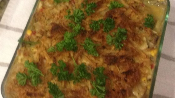 Mushroom and Asparagus Casserole