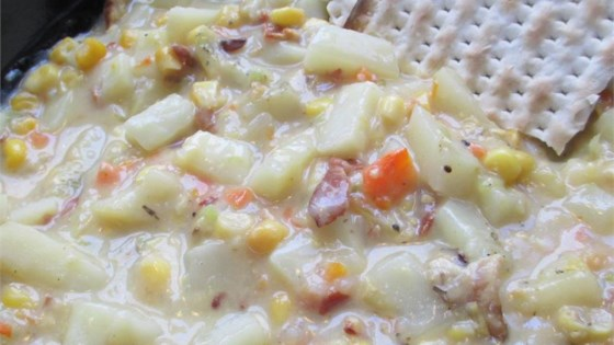 Indiana Corn Chowder
