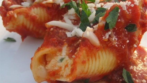 Stuffed Shells I Recipe - Allrecipes.com