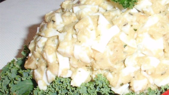 Hummus Egg Salad