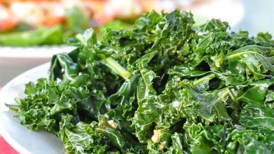 Mediterranean Kale