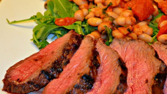 Red Curry Flank Steak