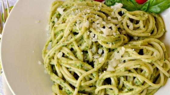 Light Lemon Pesto Pasta - Review by Christina - Allrecipes.com