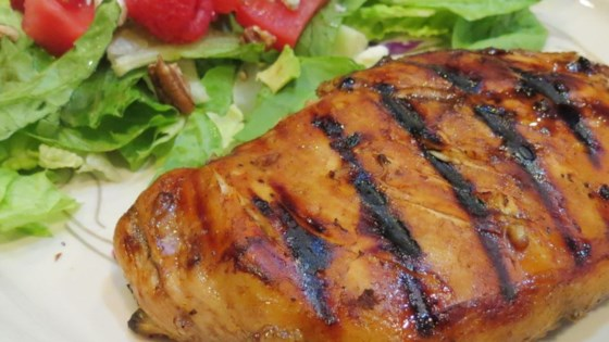 Vinegar Grilled Chicken