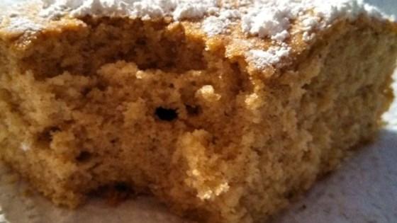 Moist, Tender Spice Cake