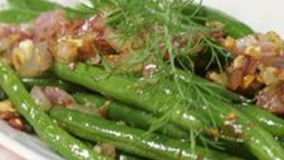 Dilled Green Beans