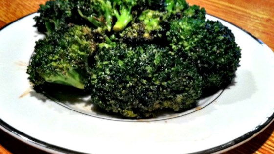 Grilled Broccoli--My Kids Beg for Broccoli