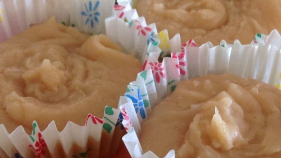 Easy Creamy Vanilla Fudge