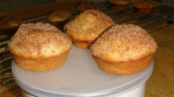 Jelly-Filled Muffins
